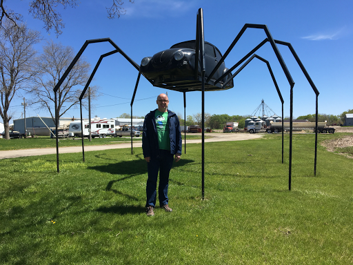 The Spider Bug in Avoca, Iowa