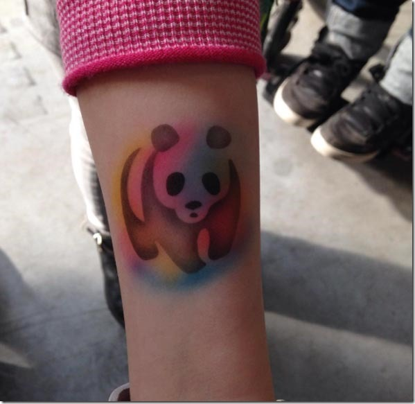 Esta muito panda
