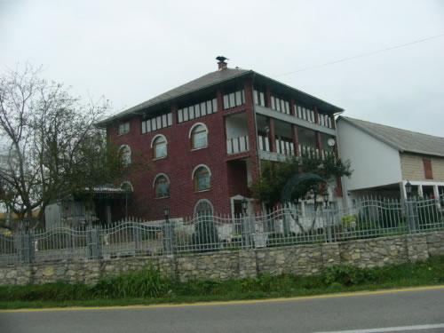 Bihac suffered the destruction of many buildings during the recent Bosnian War.