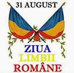 31 august ziua limbii romane Ziua Limbii române