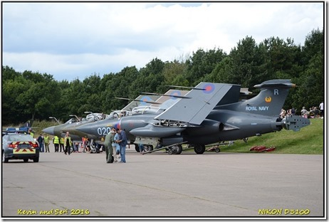 Bruntingthorpe Aerodrome - August