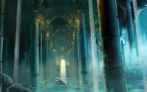 Corridor Of Chaos, Magical Landscapes 2