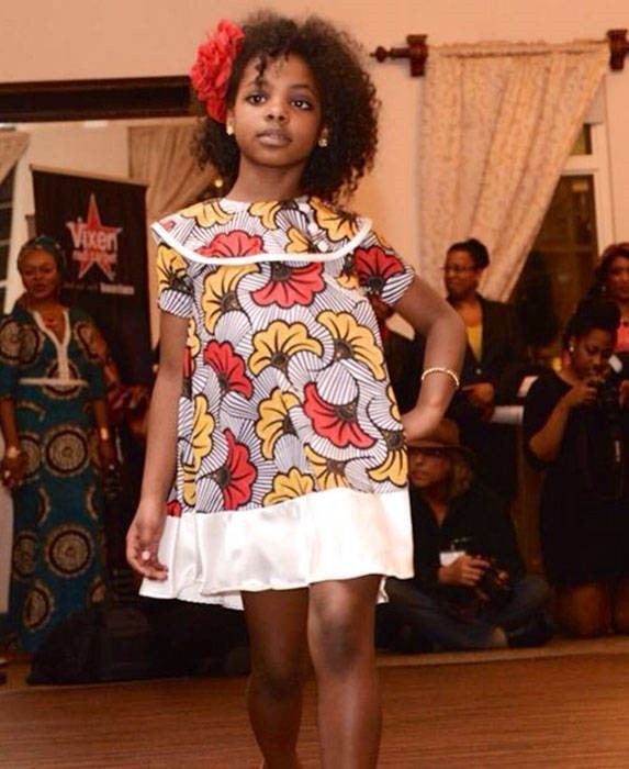 Beautiful Ankara styles for children (4)