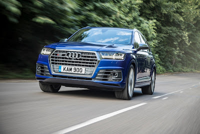 New SQ7 - a piece of Audi magic