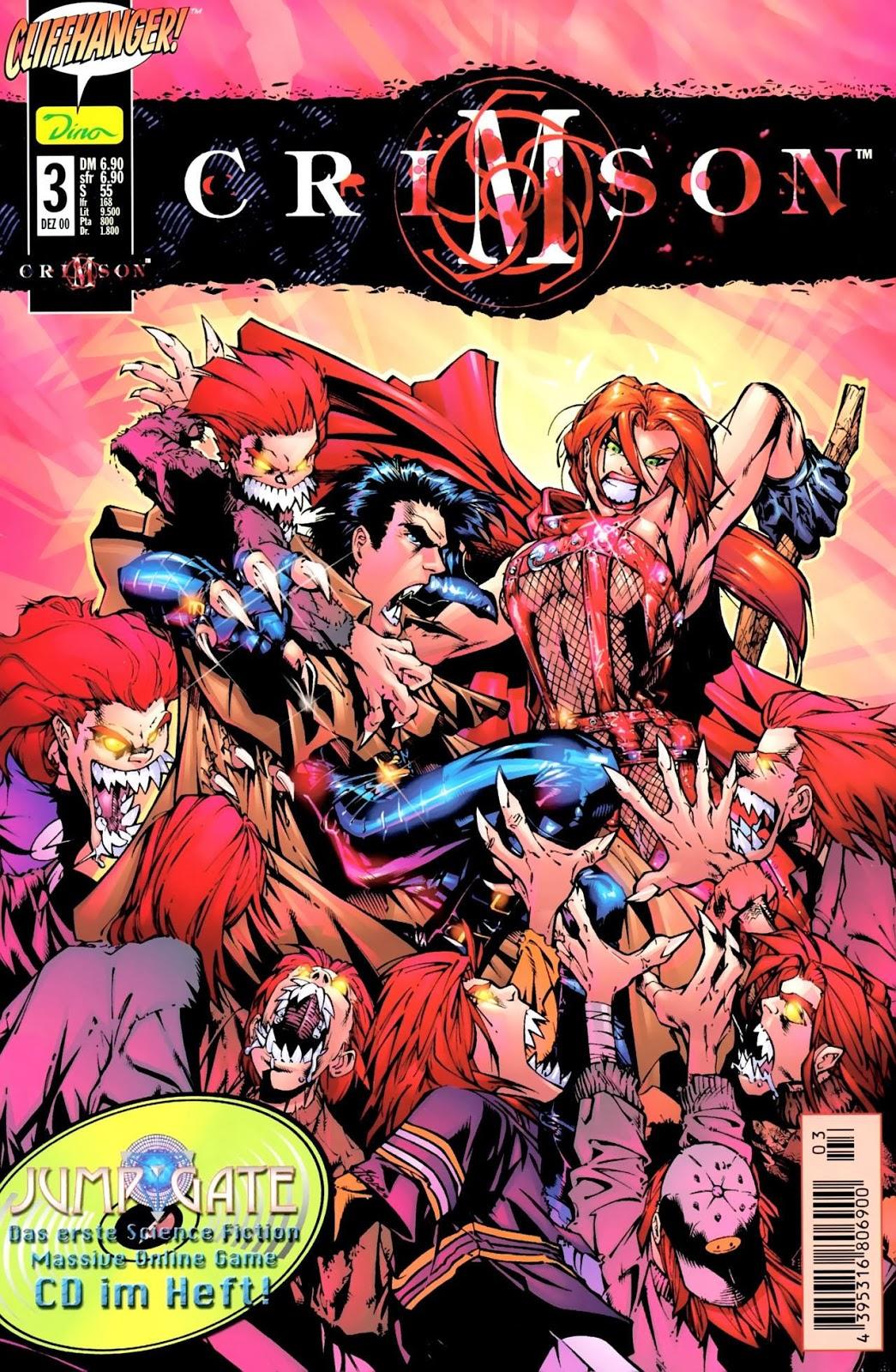 Crimson comics