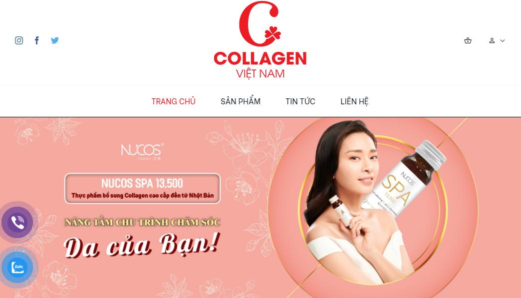 Mua collagen chất lượng tại https://collagenvietnam.vn/