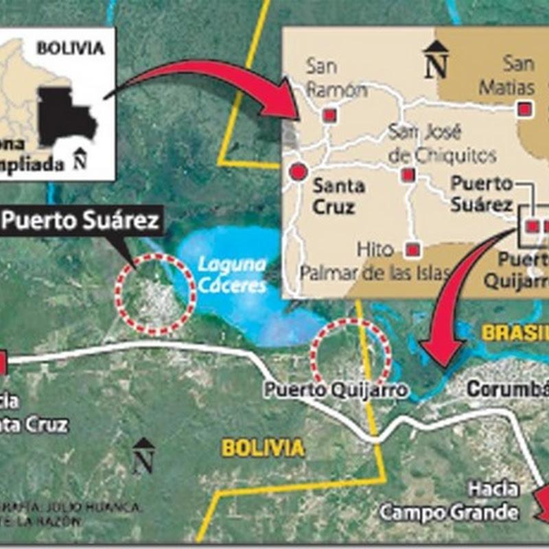 Puerto Suárez: municipio cruceño (Bolivia)
