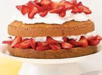 Russ's Strawberry Shortcake Recipe