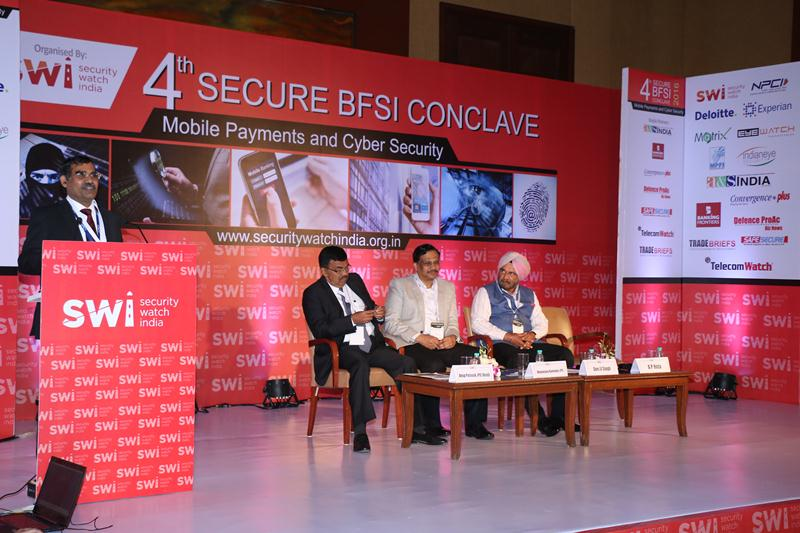 SWI 4th Secure BFSI Conclave - 8
