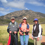 Trail Trek with Lee on May 17