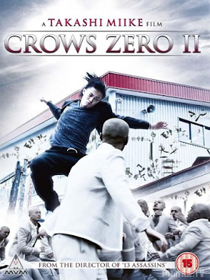 Phim Bá vương học đường 2 - Crows Zero 2 (2009)