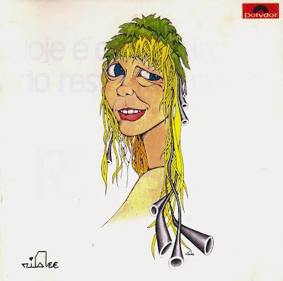 Rita Lee ~ 1972 ~ Hoje É o Primeiro Dia do Resto da Sua Vida