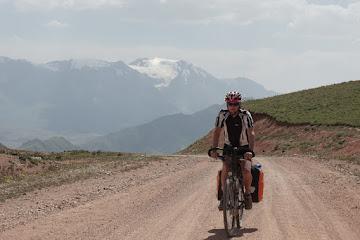 Auf dem Weg zum 3.380 m hohen Meas Pass