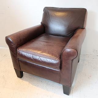 Crate & Barrel Armchair #2