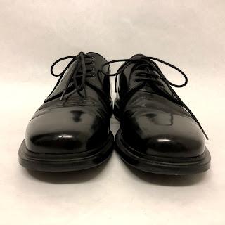 Prada Leather Oxfords