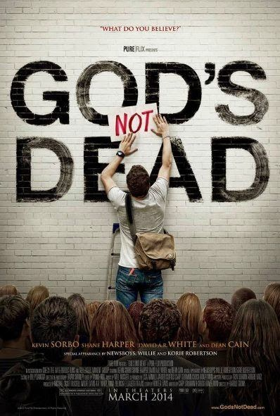 Poster Of English Movie God's Not Dead (2014) Free Download Full New Hollywood Movie Watch Online At Alldownloads4u.Com