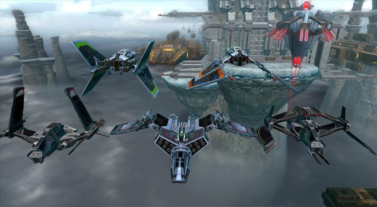 Starfighter Screen 4