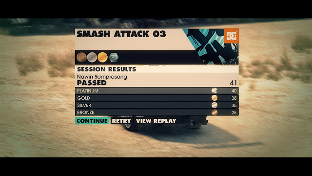 Rumble in the Coliseum - Gymkhana - 408,010 แต้ม Dirt3_game%2525202011-05-29%25252007-33-22-50