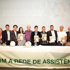 Prefeito Carlin participou Encontro com Rede de Assitência Social
