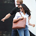 Prince Harry Whisks Meghan Markle Off To The French Riviera & They Flew Economy