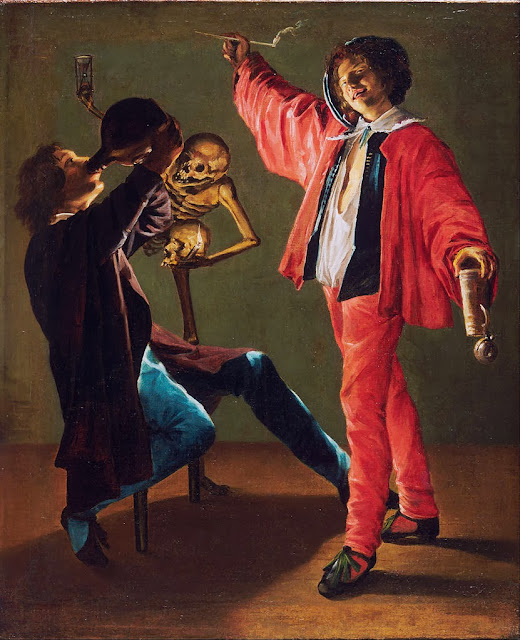 Judith Leyster - The Last Drop (The Gay Cavalier) - Google Art Project.