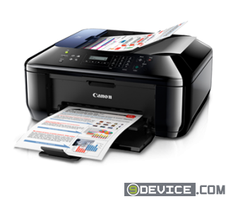 Canon PIXMA E600 inkjet printer driver | Free download & deploy