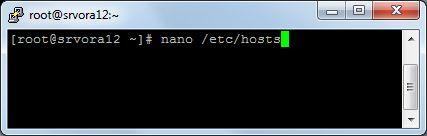 Configuración de red, IP, nombre de red, Linux CentOS 7