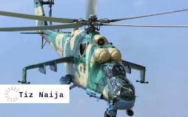Exclusive: Bandits shoots at military plane searching for Abducted Major from NDA in Kaduna | Tiz Naija