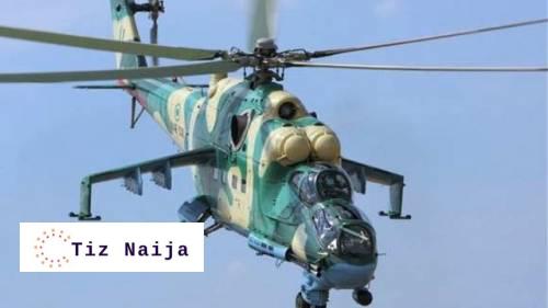 Exclusive: Bandits shoots at military plane searching for Abducted Major from NDA in Kaduna   Tiz Naija