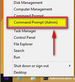 CMD Admin