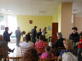p. starosta blahoželá Alenke Kadlečíkovej