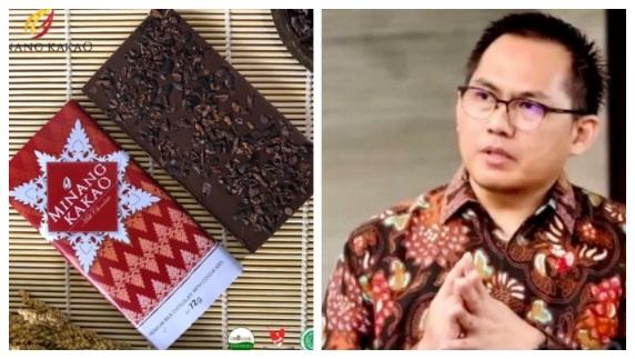 Coklat Minang Asal Solok Sukses Raih Penghargaan di Perancis