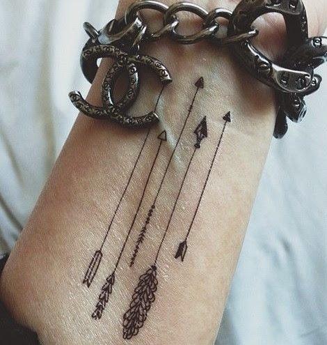 wrist tattoos bracelet