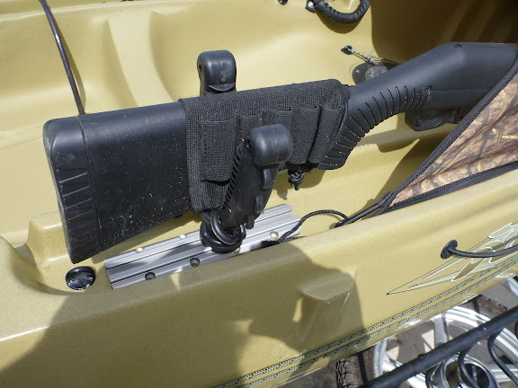 Kayak Gun Mount Duck Hunting