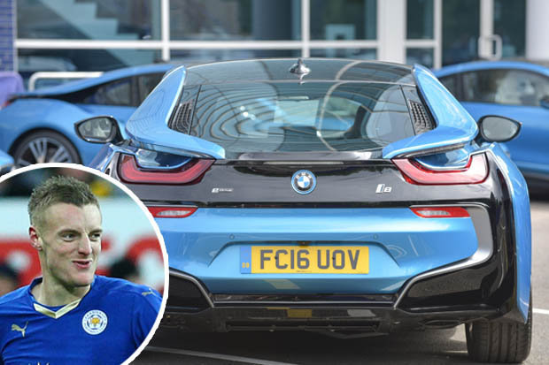 Musa Kante Misses Out On Leicester S Bmw I8 Gift To 19 Players