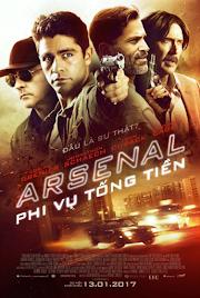 Phi Vụ Tống Tiền - arsenal