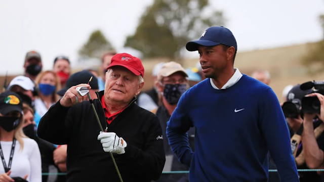 After Endorsing Trump, Jack Nicklaus Back In The News Over Covid Comments
