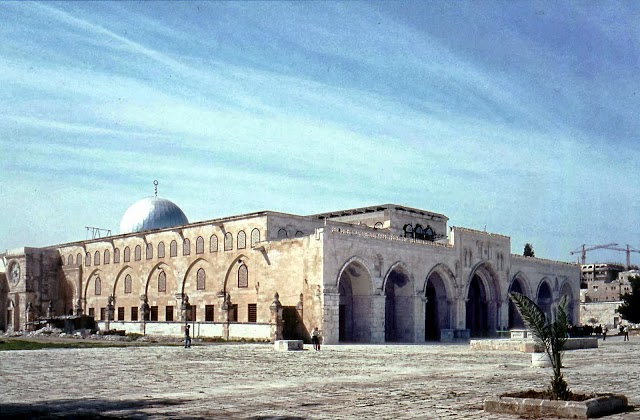 6 Keistimewaan Masjidil Aqsa