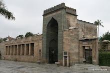 Mosquée Qingjing : façade