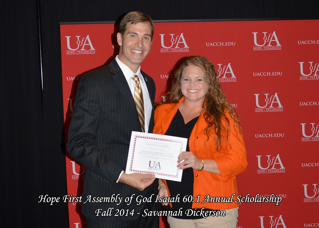 Scholarship Awards Ceremony Fall 2014 - Savannah%2BDickerson.jpg