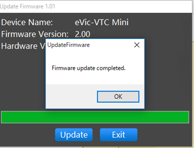 VTC Mini Firmware2