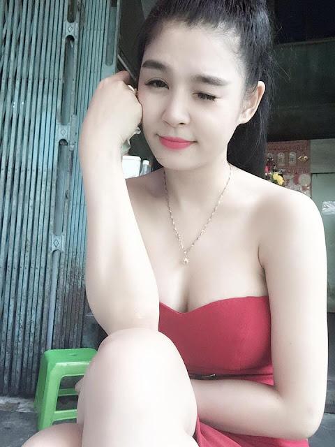 Hot girl Mai Mỹ Thanh