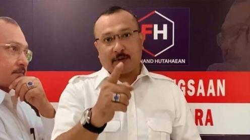 Ferdinand ke Anies: Jangan Harap Jadi Presiden di Negeri Ini, Buktikan Omongan Saya