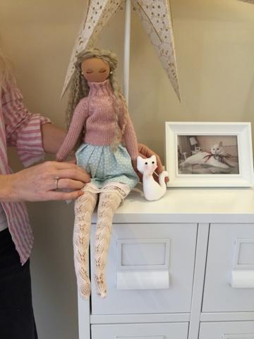 tilda bebek, tilda dolls, bez bebek yapımı, miskinder, oyuncak bebek yapımı
