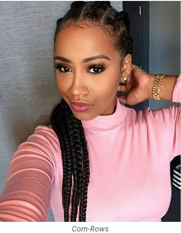 Hair Style Inspiration For African Women Welcome To Vickysecret Blog