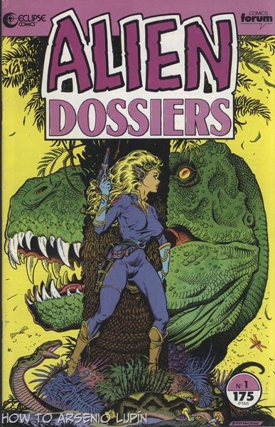 P00001 - Alien Dossiers #1