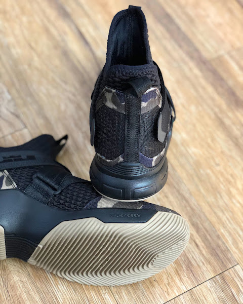 san francisco 43a23 07876 Nike LeBron Soldier 12 'Hazel Rush' Has a New Release Date ...