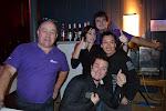 Kanari's et Kanamic's derrière le bar