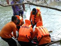 Korban orang tenggelam di desa wonokerto Kecamatan Sale Akhirnya ditemukan