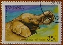 timbre Tanzanie 007